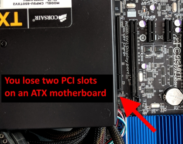 Covered PCI